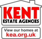 Kent Estate Agencies, Westgate branch logo