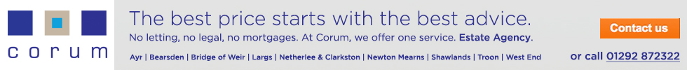 Get brand editions for Corum, Ayr