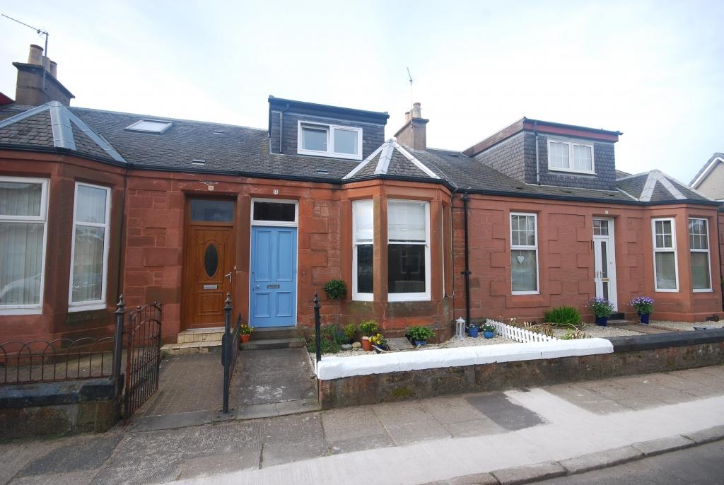 3 bedroom terraced bungalow for sale in 13 burgh road for 17 eglinton terrace ayr