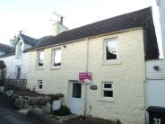 Terraced house for sale in Main Street, Twynholm...