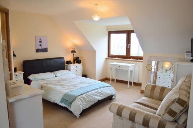 Master Bedroom Dressing area and En-suite