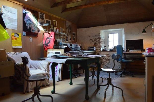 Barn Conversion Office