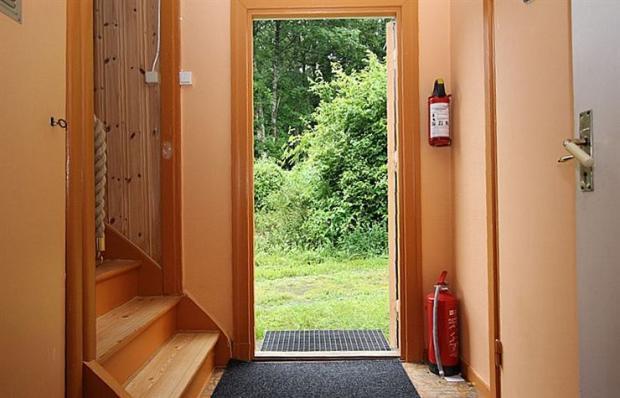 Hall, Entrance
