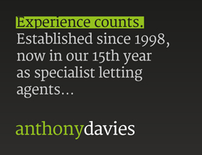 Get brand editions for Anthony Davies, Hoddesdon Lettings