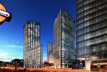 Barratt - Investor London, Aldgate Place