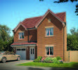 4 bed new house for sale in Hutton Way...