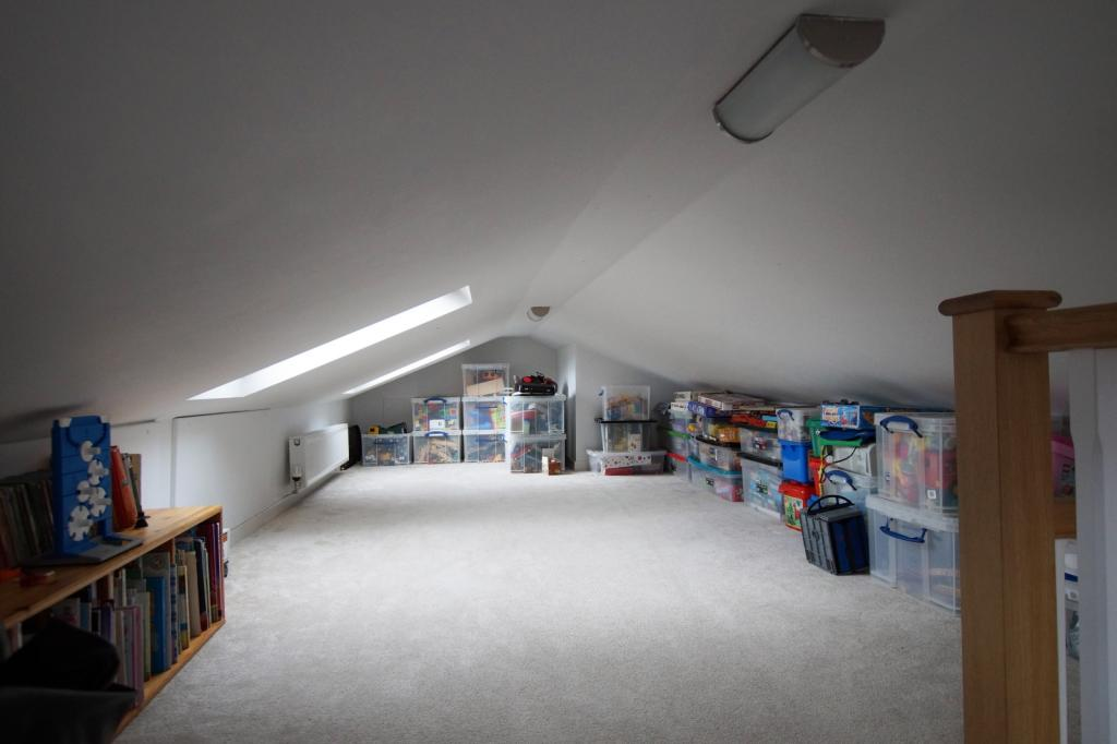 Storage/Play Room