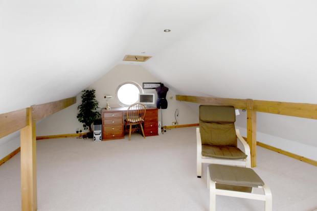 Annexe Above Garage