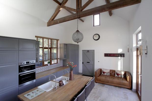 Reception Kitchen
