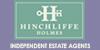 Hinchliffe Holmes, Northwich