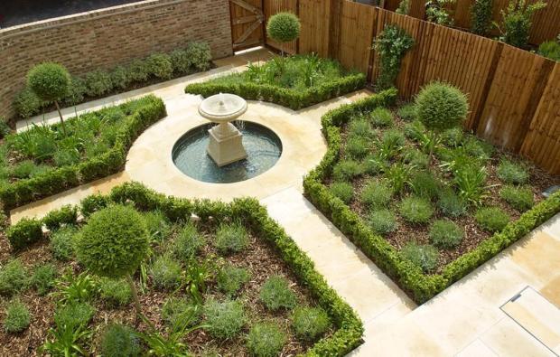 Typical Garden