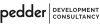 Pedder, New Homes logo