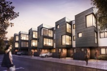 Pedder, New Homes