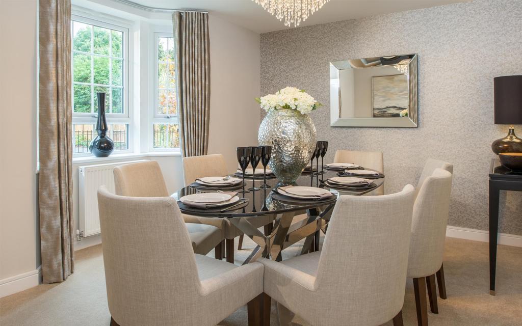 Greenvale dining room