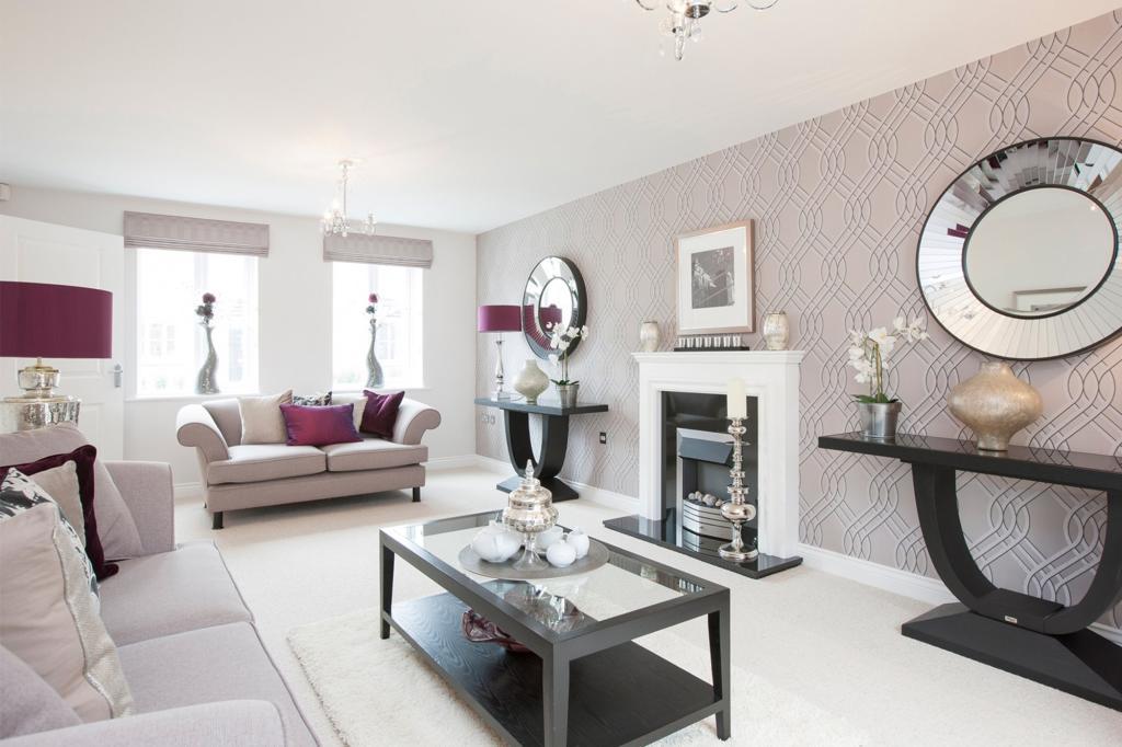 Staunton living room
