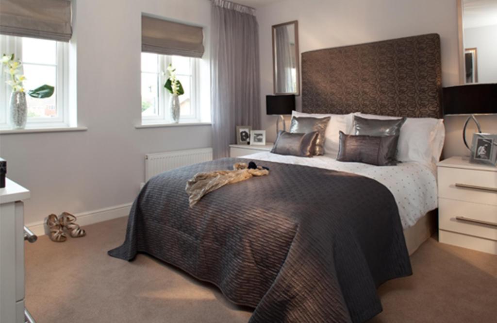Staunton bedroom