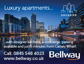 Get brand editions for Bellway Homes Ltd, Dockside
