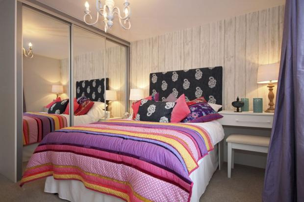 Newton bedroom 2