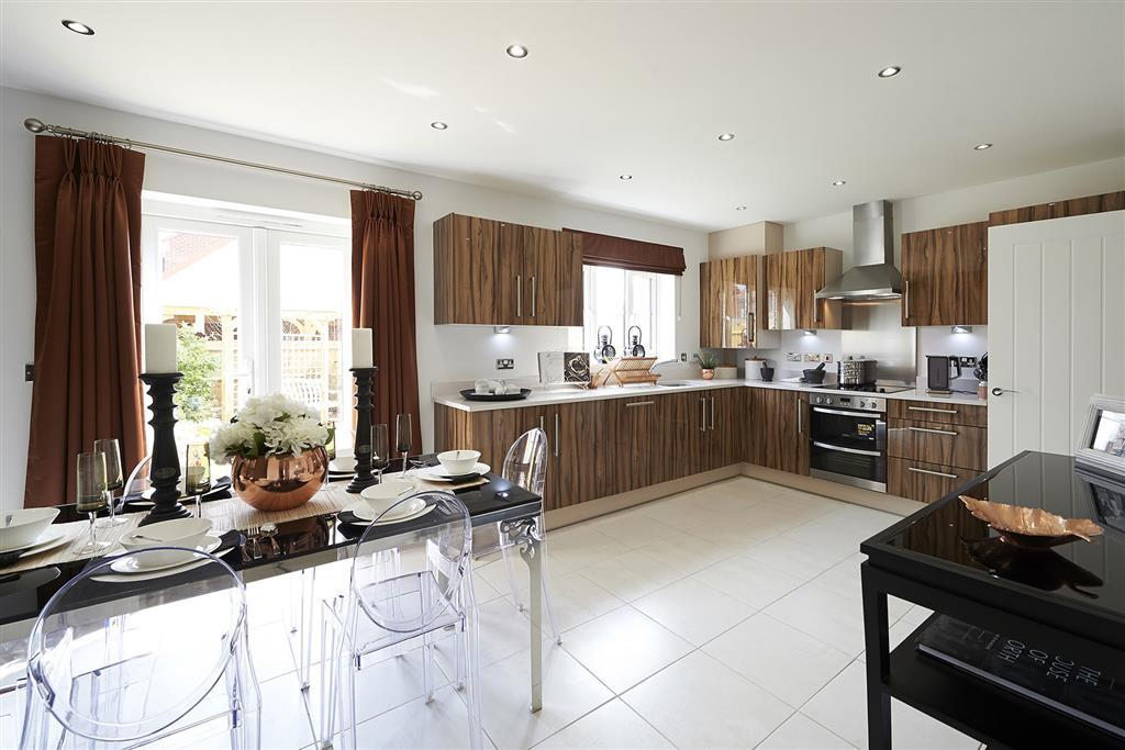 Image depicts a typical Taylor Wimpey home