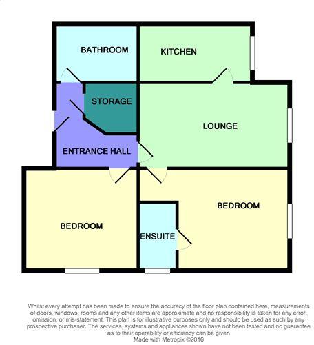 Apt 1 Floorplan