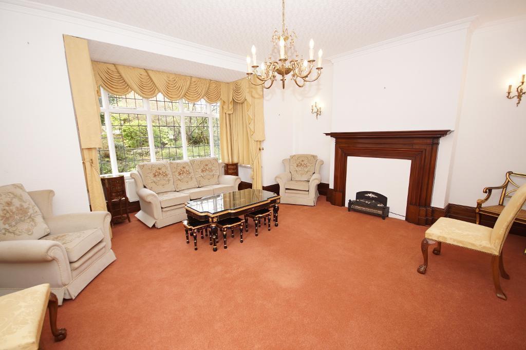 Reception Lounge