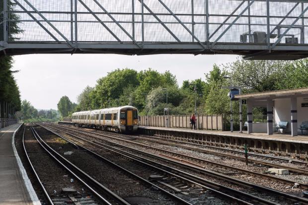 Newington Station