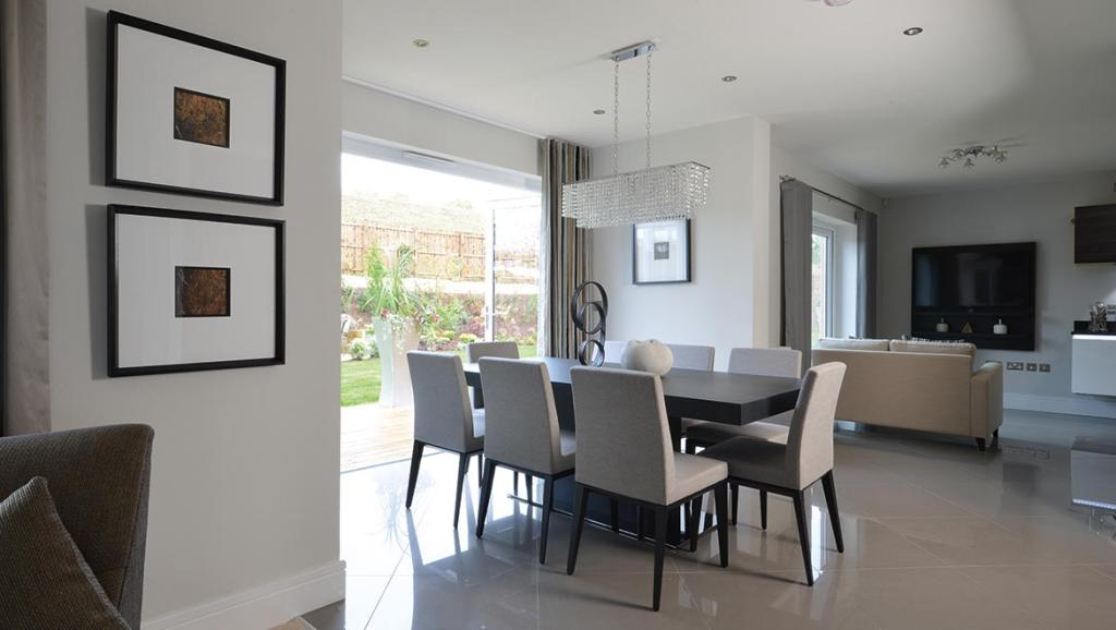 Typical Hexham Dining Area