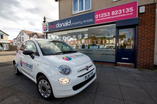 McDonald Property Rentals, Blackpoolbranch details