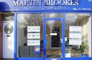 Martin Brookes , Edmonton branch details