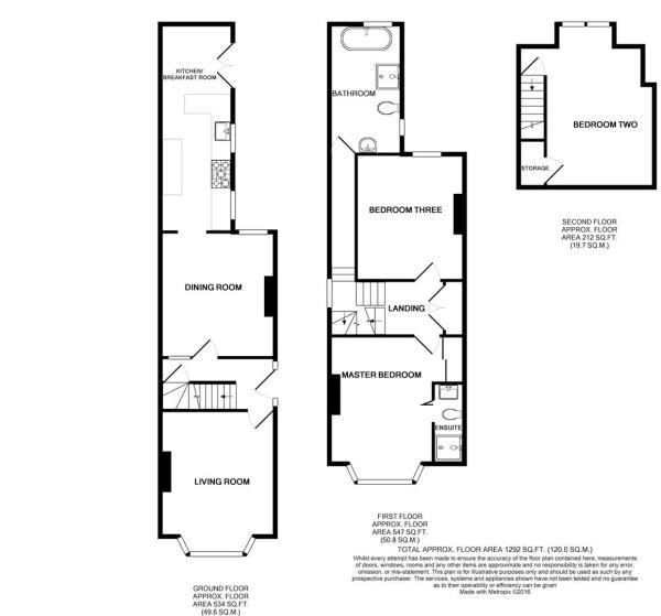 Floorplan - Waldeck