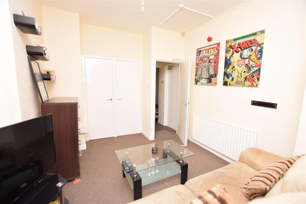 Flat 1 | Living Room