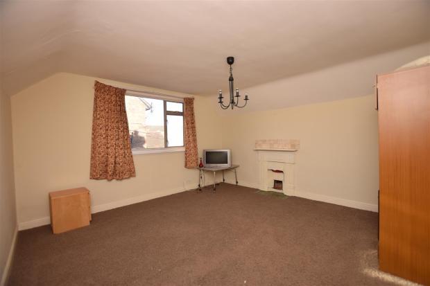 Flat 3 - Bedroom