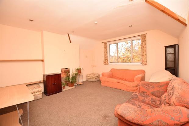 Flat 3 - Living Room