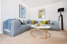 Showhome lounge