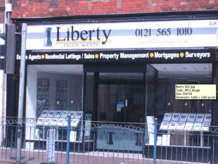 Liberty Estate Agents, Smethwickbranch details