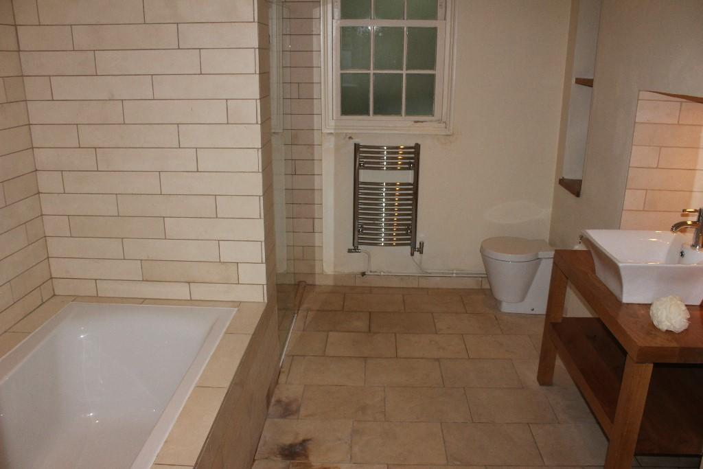 Bathroom - Basement