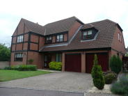 5 bedroom Detached property for sale in Cheney Manor, Swindon