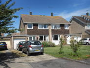 semi detached house in Covingham, Swindon