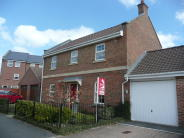 Detached home in Redhouse, Swindon