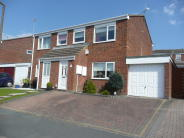 Toothill semi detached house for sale