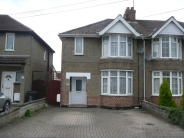 semi detached property for sale in Rodbourne Cheney, Swindon