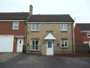 2 bedroom semi detached property in Abbey Meads, Swindon