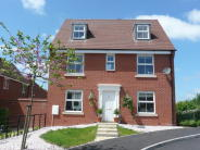 5 bed Detached property in Taw Hill, Swindon