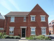 4 bedroom Detached house in Taw Hill, Swindon
