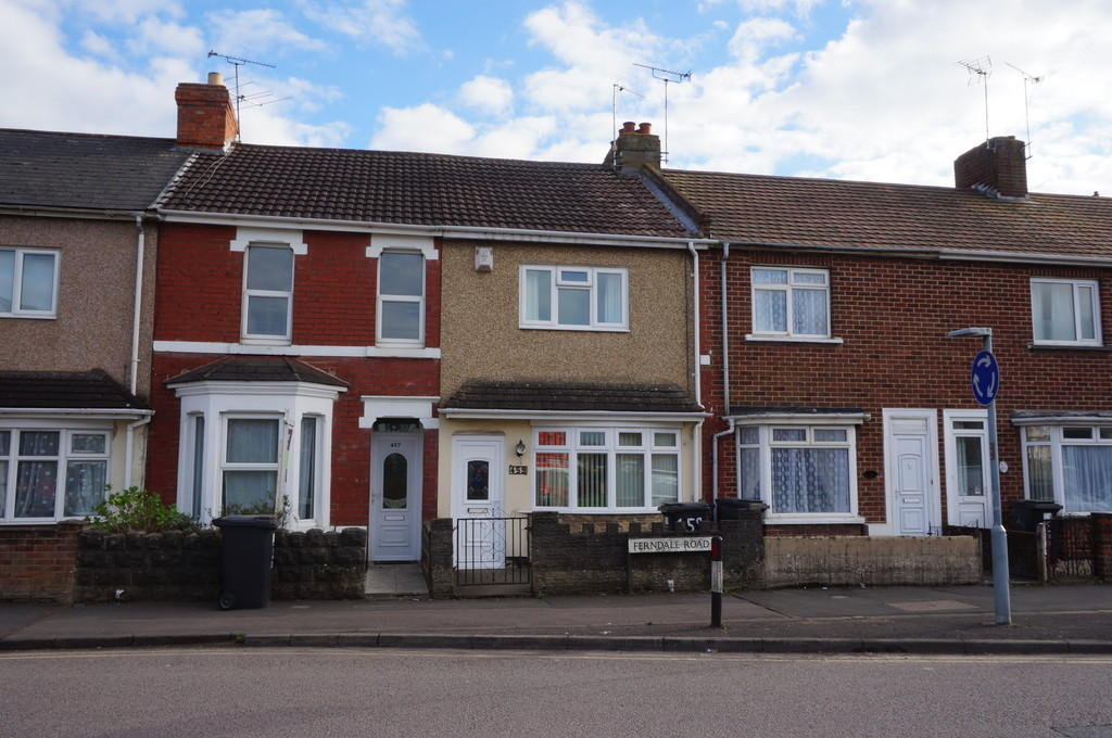 2 Bedroom Terraced House For Sale In Rodbourne Cheney