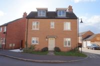 Detached house for sale in Redhouse, Swindon