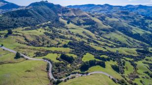 Land for sale in New Zealand - Canterbury