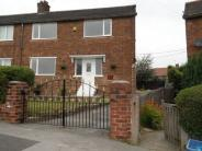 semi detached house to rent in Jackson Crescent