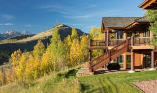 house for sale in Wyoming, Teton County...