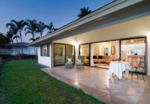 USA - Hawaii home